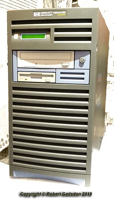 HP C3700